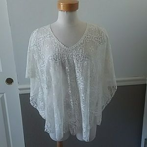 NWT Style & Co tunic top